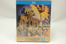 Monty Python's The Meaning of Life Limited Edition Steelbook Blu-Ray New