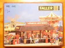 Anno mercato fiera salsiccia scavi Thüringer salsicce speziate, Faller #446 1:87 h0 SEALED!