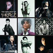 PRINCE: THE VERY BEST OF CD 17 GREATEST HITS AUDIO COLLECTION POP FUNK ROCK NEW