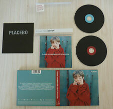 CD + DVD DIGIPACK COLLECTORS EDITION 10TH ANNIVERSARY PLACEBO 15 TITRES 11 DVD
