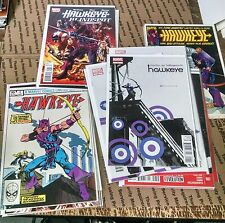 from Avengers Comic lot Hawkeye 1-4 1-4 blindspot  1-12 nm bagged boarded