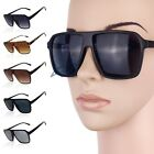 Vintage Retro Fashion Style Big Frame lenses Women's Men's Sunglasses Eyewear