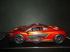 Motormax McLaren P1 Metallic Copper 1/24