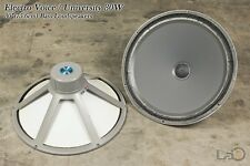 Electro Voice/University 30W 30-inch Woofer Pair w/ Original Box NOS (Worldwide)