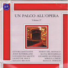 UN PALCO ALL'OPERA vol.2 Del Monaco Di Stefano Bastianini Price LP G&G sealed
