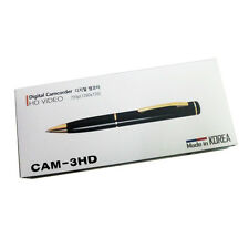 HD Digital Pen Camcorder CAM-3HD Slim(13mm) Motion Detection Recording Spy 16GB