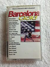 Barcelona Gold - Music as Featured in NBC's Broadcast (1992 Summer Olympics)- WB