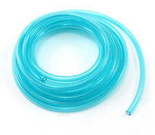 "☆ Helix Clear Blue Polyurethane Fuel Line • 1/4"" (6mm) SOLD BY THE FOOT ☆"