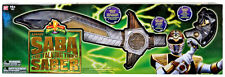 Power Rangers Legacy White Ranger Talking Saba Saber Toy Bandai