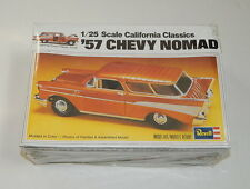 Revell '57 CHEVY NOMAD Car Model Kit H-1390 SEALED California Classics R11925