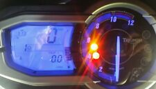 Triumph tiger 800 led dash clock conversion kit lightenUPgrade