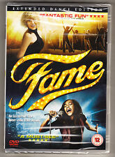 FAME (2009) - MUSICAL - EXTENDED DANCE EDITION - NEW & SEALED R2 DVD - 122 MINS