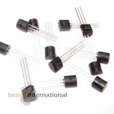 10x S8050 S8550 25V 0.5A 0.6 Watt NPN TO-92 Bipolar GP TRANSISTORS (5 of Ea)