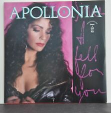 """Since I Fell For You, Apollonia, 33RPM, 12"""", R&B, 1988, Warner Bros, Aria, NM-"""
