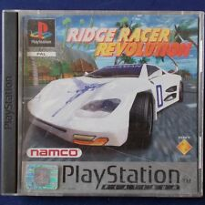 Ps1-PlayStation ► Ridge Racer revolución ◄ dt. version | completamente