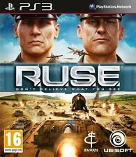 R.U.S.E - Move Compatible (PS3) NEW SEALED