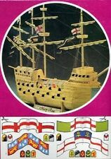 THE MARY ROSE matchstick kit - matchcraft model ship kit NEW