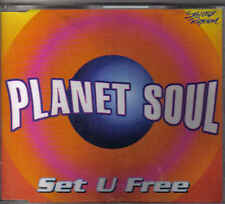 Planet Soul-Set U Free cd maxi single