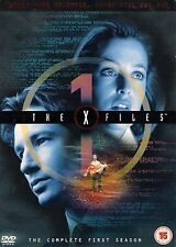 THE X FILES  THE COMPLETE FIRST SEASON  DVD BOXSET  7 discs 24 episodes