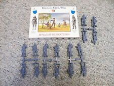 A Call To Arms 1/32 54mm ECW English Civil War  Royalist Musketeers