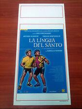 LA LINGUA DEL SANTO locandina poster Albanese Ciclismo