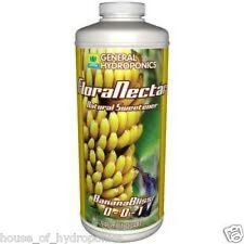 General Hydroponics FLORANECTAR BANANA BLISS 946mL 1-QT Quart *FREE PIPETTE*