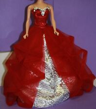 2015 Holiday Barbie COMPLETE FASHION Excellent for MODEL MUSE Snug on Vintage