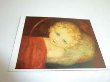 """vintage from the 60` blank greeting cards  ARS SACRA M.Spötl """"I love you """"32"""""""