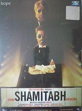 SHAMITABH - NEW ORIGINAL EROS BOLLYWOOD DVD - Amitabh Bachchan.