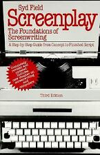 Screenplay : The Foundations of Screenwriting by Syd Field (1984, Paperback, ...