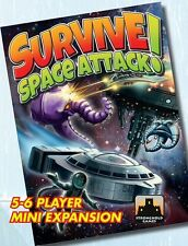 Survive: Space Attack! - 5-6 Player Mini-Expansion (New)