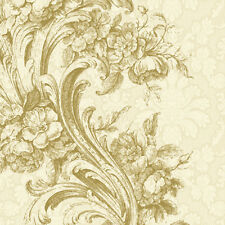 20 Lunch Paper Napkins BAROQUE STYLE Gold Decoration DECOUPAGE Wedding