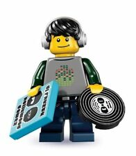 NEW LEGO 8833 Series 8  DJ  Collectible Minifigure