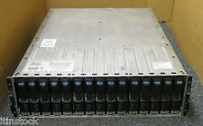 EMC Dell KAE Storage Array W4572 005048494 + 15x 146GB 2x Controllers 2x PSU