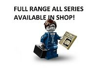 Lego minifigures zombie businessman series 14 (71010) new factory sealed