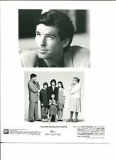 Pierce Brosnan Sally Field Robin Williams Mara Wilson Mrs. Doutfire Press Photo