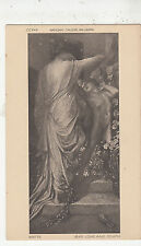 BF33581 watts love and death  millbank  painting  art front/back image