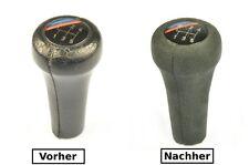 BMW E23 E24 E28 E30 E32 Bj.85-93 Alcantara-Bezug SET für Schaltknauf N373-03