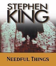 Needful Things by Stephen King (2008, CD, Unabridged) Audiobook 20 CDs
