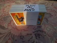 2004  04  Garbage Pail Kids GPK  ANS  Series 3 0ne Complete Set  80 cards Mint!