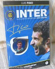 INTER La Collezione Delle Spille Ufficiali 2006/2007 LUIS FIGO (1)
