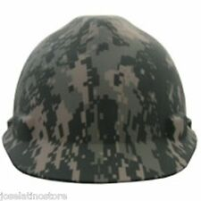 MSA Cap Style ACU Camouflage Safety Hard Hat NEW! Fast Ship! Made in USA!!