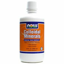 Now Foods, Colloidal Minerals, 32 fl oz (946 ml)