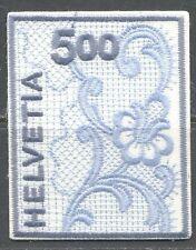 ZW - Zwitserland 1726 St. Galler Stickerei ** postfris