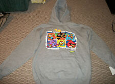 NWT ANGRY BIRDS SPACE HOODIE SWEATSHIRT OR T-SHIRT BOYS SZ LARGE 12 14 16
