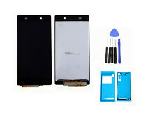 LCD Display Screen Touch Digitizer Assembly For Sony Xperia Z2 D6502 D6503 &Tool