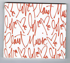 PLANT MUSIC - LOVE ME - CD 13 TITRES - 2012 - NEUF NEW NEU