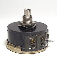 Draht-Potentiometer, Colvern Wire Wound, 100 Ohm, Entbrummer, NOS
