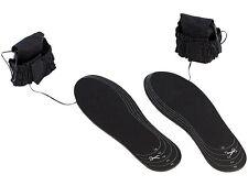 !NEU! Beheizbare Schuhsolen Schuheinlegesohlen beheizte Schuh einlege Sohlen