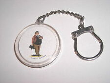 Porte-clé Key Ring Thé PICKWICK TEA Monsieur TUPMAN ( Dickens )